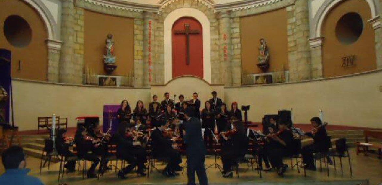 Convocatoria Orquesta Filarmónica AMAF